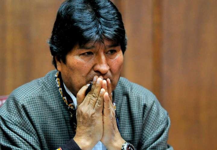 Ordenan detención de Evo Morales por sedición y terrorismo