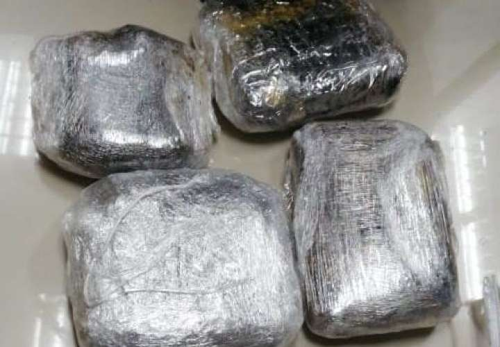 Sacan más droga de Chiriquí y Chepo