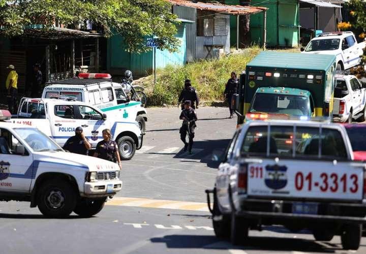 El Salvador registra 113 homicidios en diciembre, 54,6 % menos que en 2018