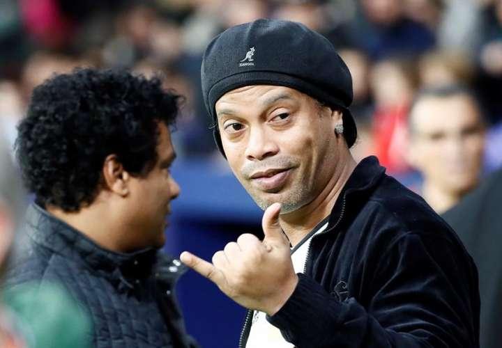 Ronaldinho /EFE