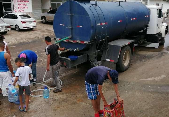 Idaan investiga pagos sobre cisternas
