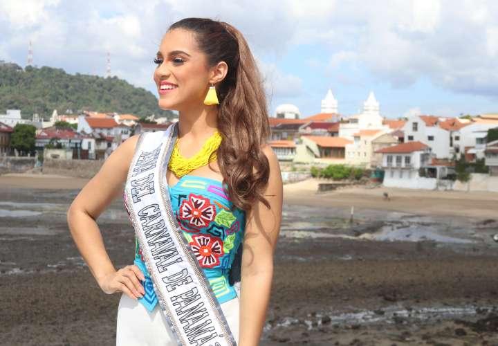 Reina del Carnaval capitalino promete mucha mojadera y bastante diversión