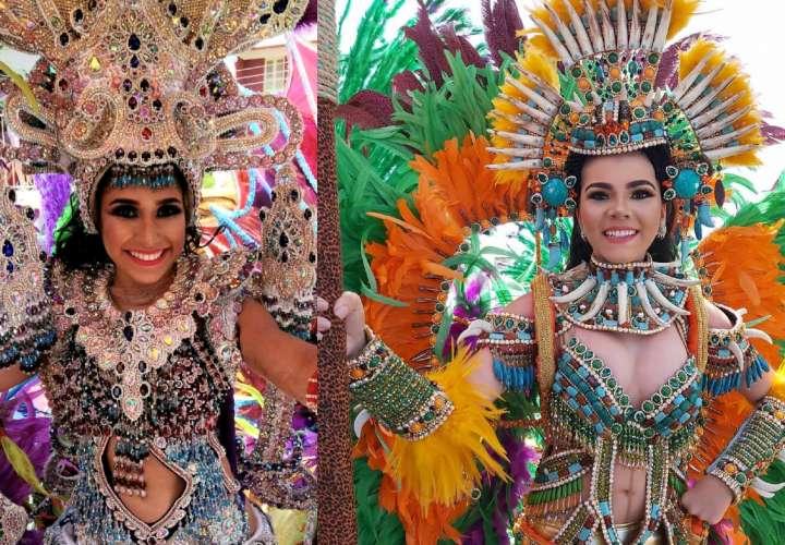 Foto: Casa Real y Carnaval de Las Tablas.