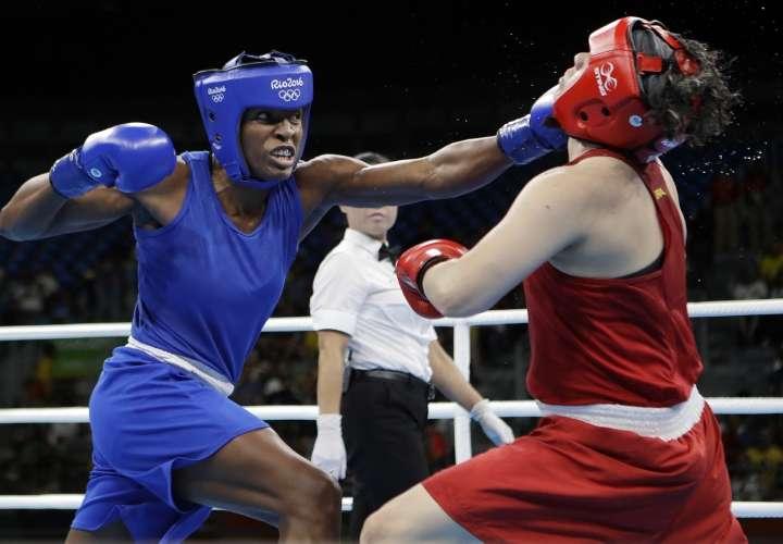 Atheyna Bylon era una de las representantes de Panamá para esta competencia.