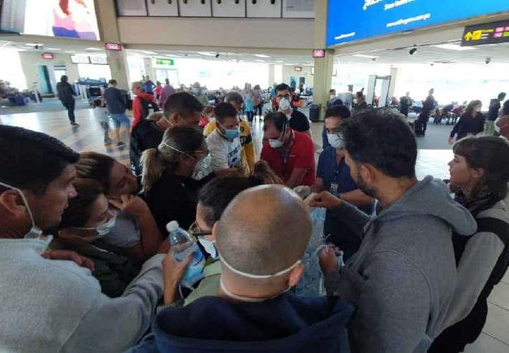 Copa realiza 3 vuelos después de cierre de Tocumen