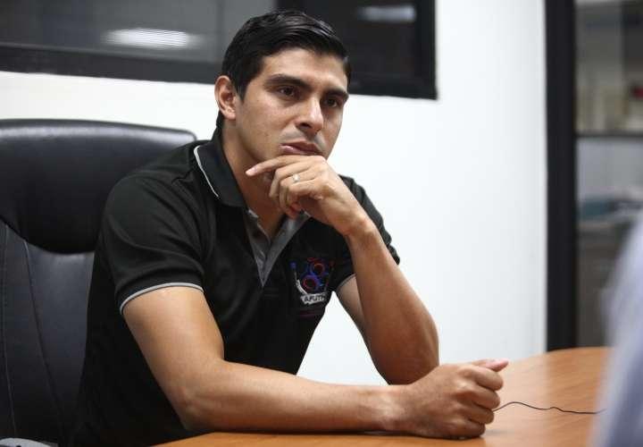 Juan Ramón Solís, presidente de Afutpa, la cual ha cuestionado a la Fepafut.