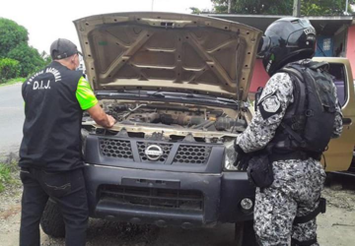 Allanamientos, detenciones e incautaciones en diferentes puntos del país