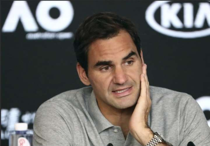 Federer recae en lesión y será baja lo que resta de 2020