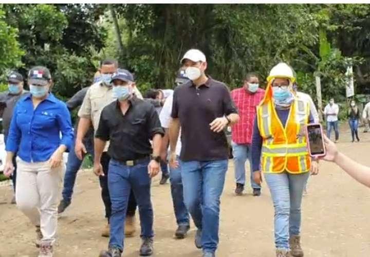 Mop reativa proyectos en Bocas del Toro