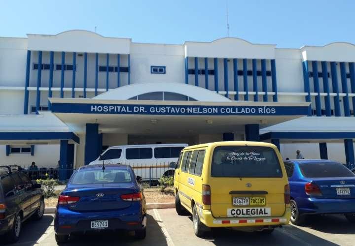 Confirman contagio de 4 funcionarios de hospital de Chitré
