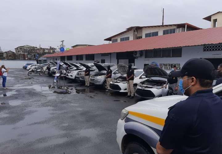 Cae presunta banda roba-autos; 10 personas detenidas