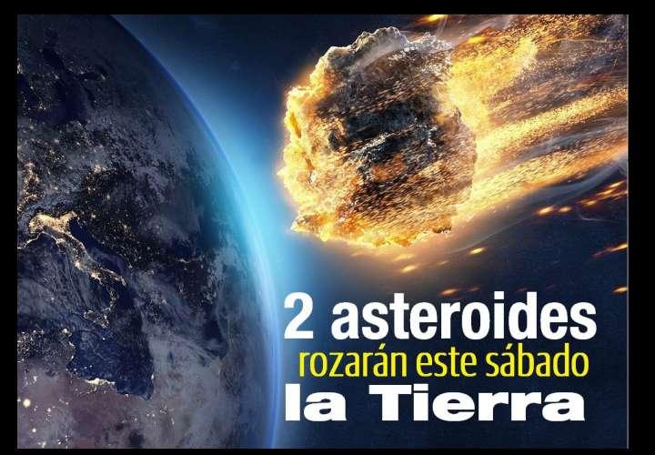 ¡¡¡¡Jooo!!!! Dos asteroides rozarán este sábado la tierra