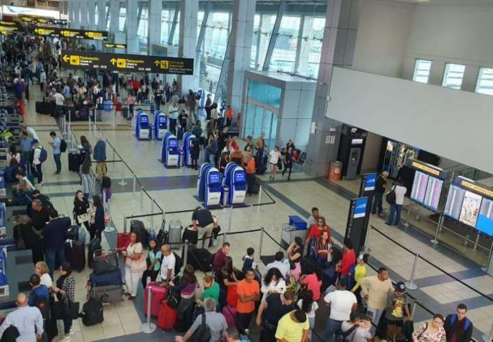 Piden apertura del aeropuerto internacional de Tocumen