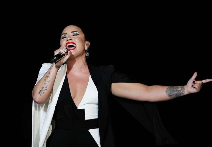 """Demi Lovato asegura que la televisión """"normalizó"""" su trastorno alimentario"""