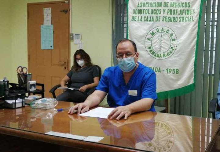 Amoacss propone cuarentena total y cambiar protocolo de atención