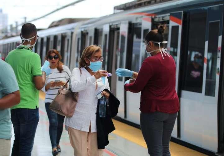 Prepare su mascarilla, el Metro de Panamá podría obligar a utilizarla