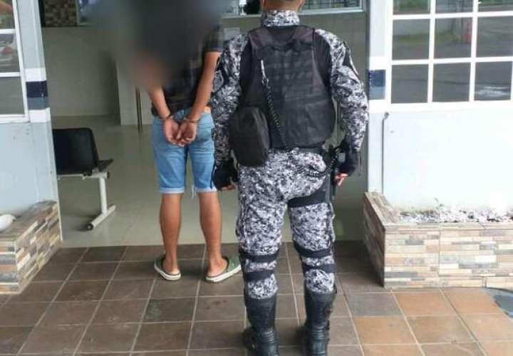 Caen 8 en Veraguas por robos, hurtos y abusos sexuales