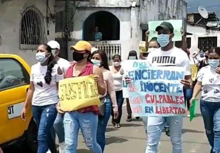 Marchan para pedir justicia y exigir libertad de Miguel Almanza [Video]