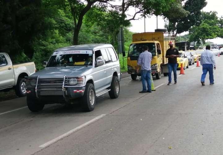 Rechazan reinstalación del puesto de control en el puente de La Villa