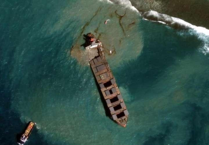 De $65 millones a $266 millones deberá pagar barco panameño por derrame