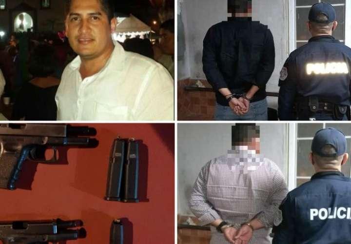 Exdiputado del PRD cae con 2 armas de fuegos; lo liberan horas después