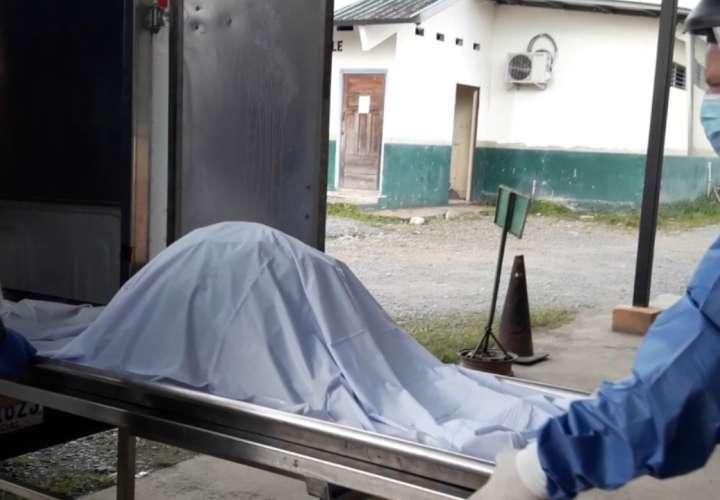 Llegan a Chiriquí restos óseos hallados en fosa clandestina en comarca