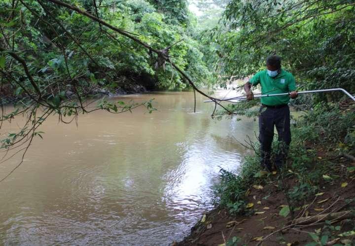 Descartan contaminación del río Caimito