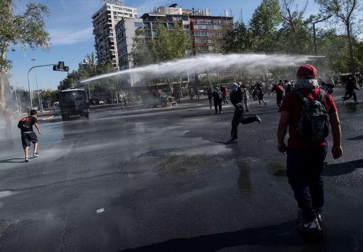 Gobierno de Chile aborda agenda de seguridad
