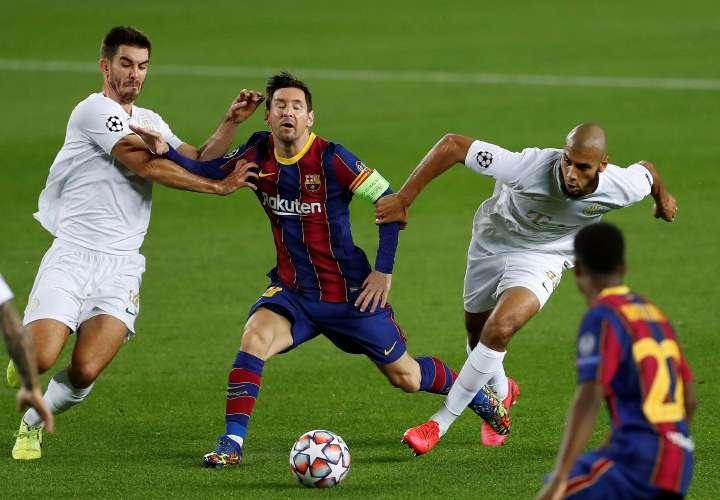 ¿Podrá hoy Messi contra el Madrid?