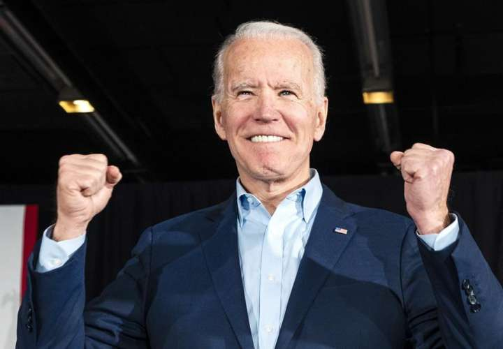 Joe Biden gana las elecciones de Estados Unidos  y vence a Donald Trump