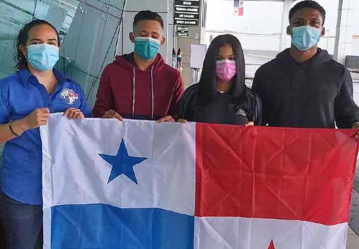 Judocas panameños arriban a México para Panamericano