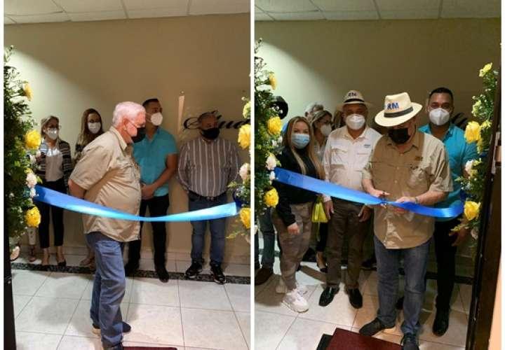 El Loco inaugura sede de RM; apunta a mejorar la calidad de vida de panameños