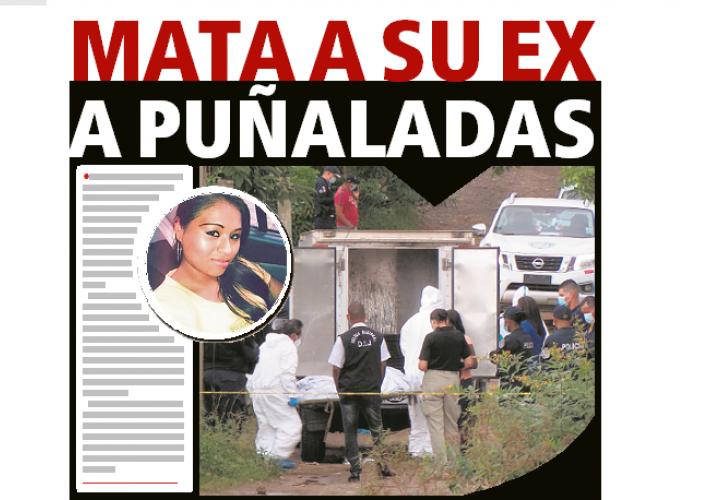 MATA A SU EX A PUÑALADAS