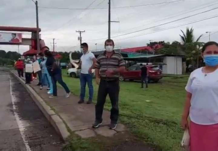 Médicos de Veraguas se suman a reclamo por falta de pagos e insumos