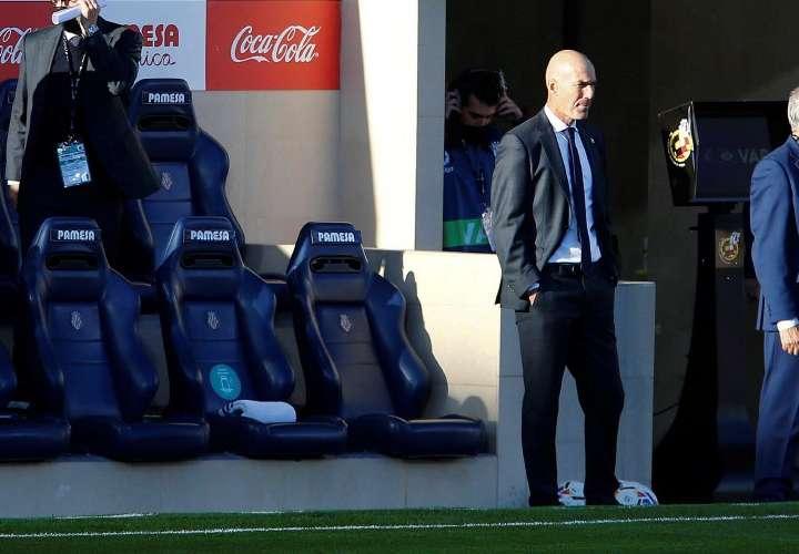 "Zidane: ""Perdemos dos puntos"""
