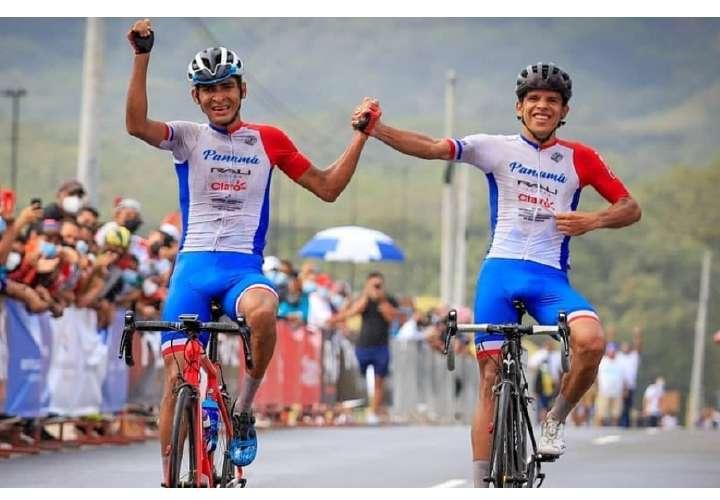 Panamá arrasó en la Élite masculina de Regional de Ciclismo