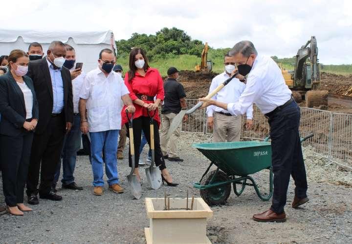 """Construcción de nueva sede de la """"U"""" arranca en Las Cumbres"""