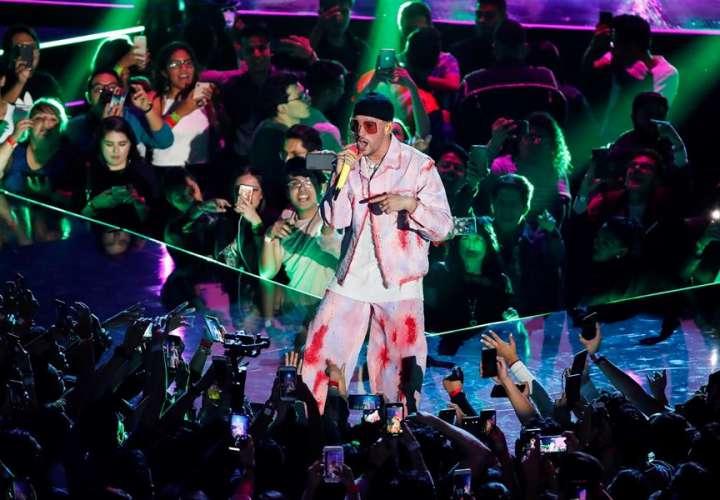 Bad Bunny, artista y disco más escuchados del 2020 en Spotify