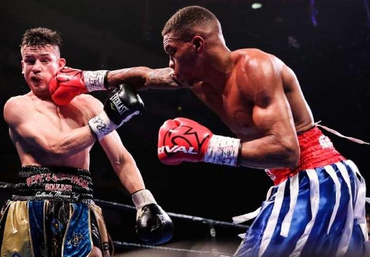Jaime Arboleda busca entrar en la élite del boxeo mundial