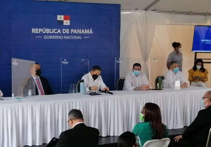 Firman contrato para construcción de nuevo Hospital del Niño