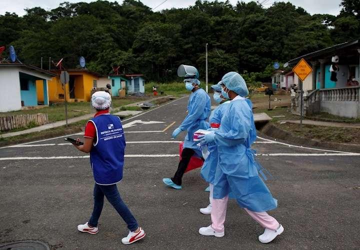 Panamá registra 11 personas fallecidas y 787 nuevos casos de la COVID-19