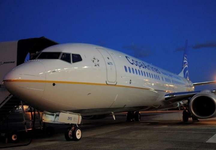 Copa Airlines se ha visto obligada a suspender antes sus vuelos a Venezuela. EFe