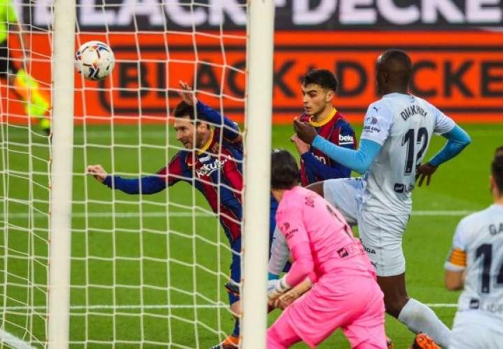 Messi iguala marca de Pelé