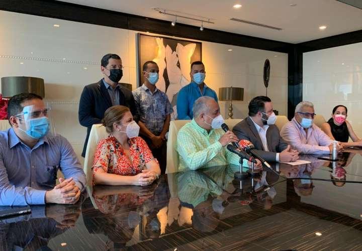 Realizando Metas anuncia nuevas protestas en apoyo a Ricardo Martinelli