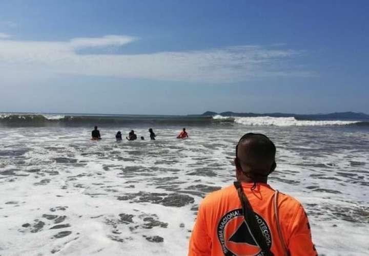 Sinaproc lanza aviso de prevención por mareas altas