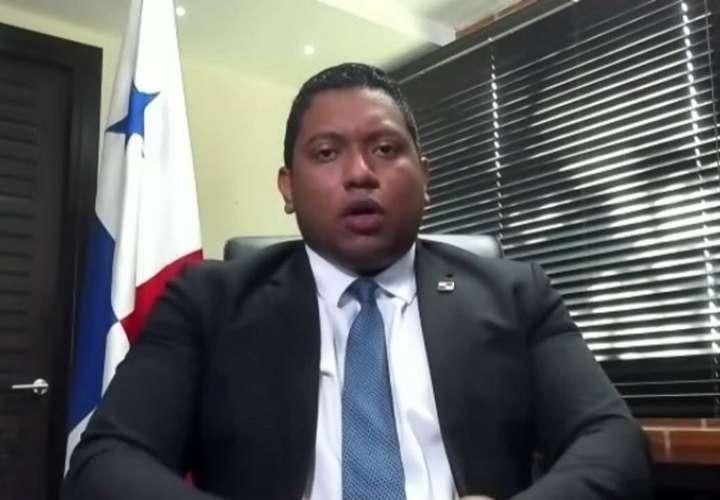 Luis Oliva, administrador de la AIG.
