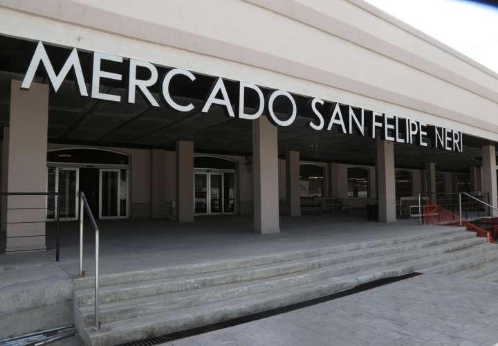El lunes abrirá sus puertas al público el nuevo mercado San Felipe Neri