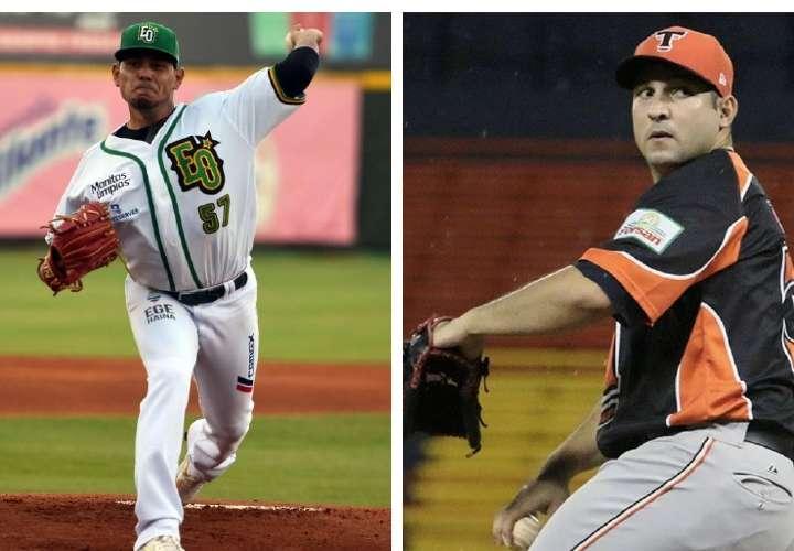 Paolo Espino y Andy Otero reforzarán a finalistas del béisbol dominicano