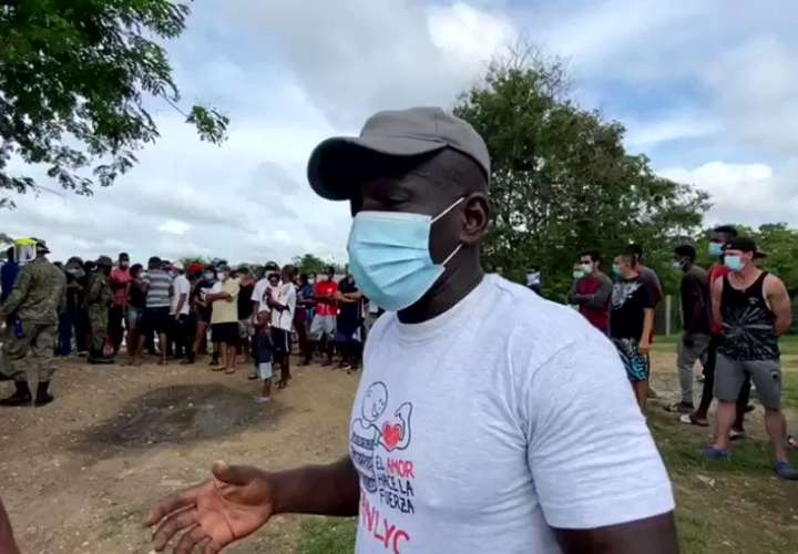 Investigan hecho irregular con migrante en albergue de Darién  [Videos]