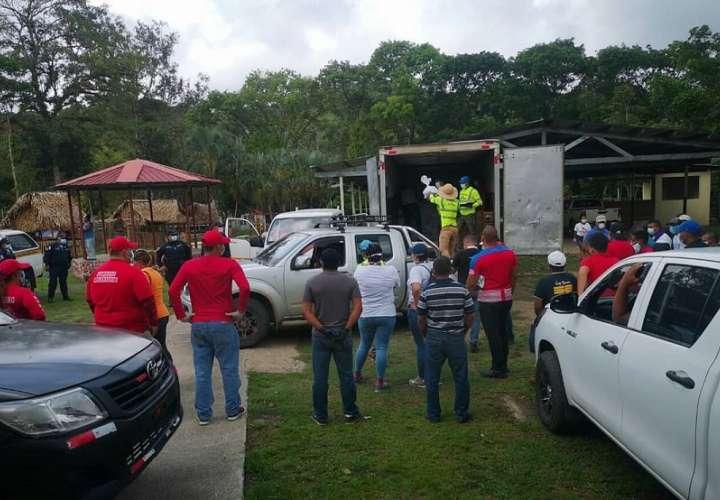 Autoridades de Capira se desligan de Plan Panamá Solidario.
